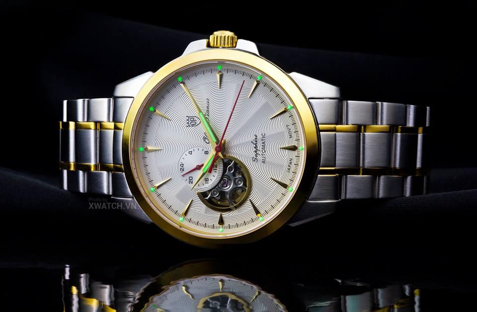 Khám phá bộ sưu tập đồng hồ OP sapphire nam hot nhất