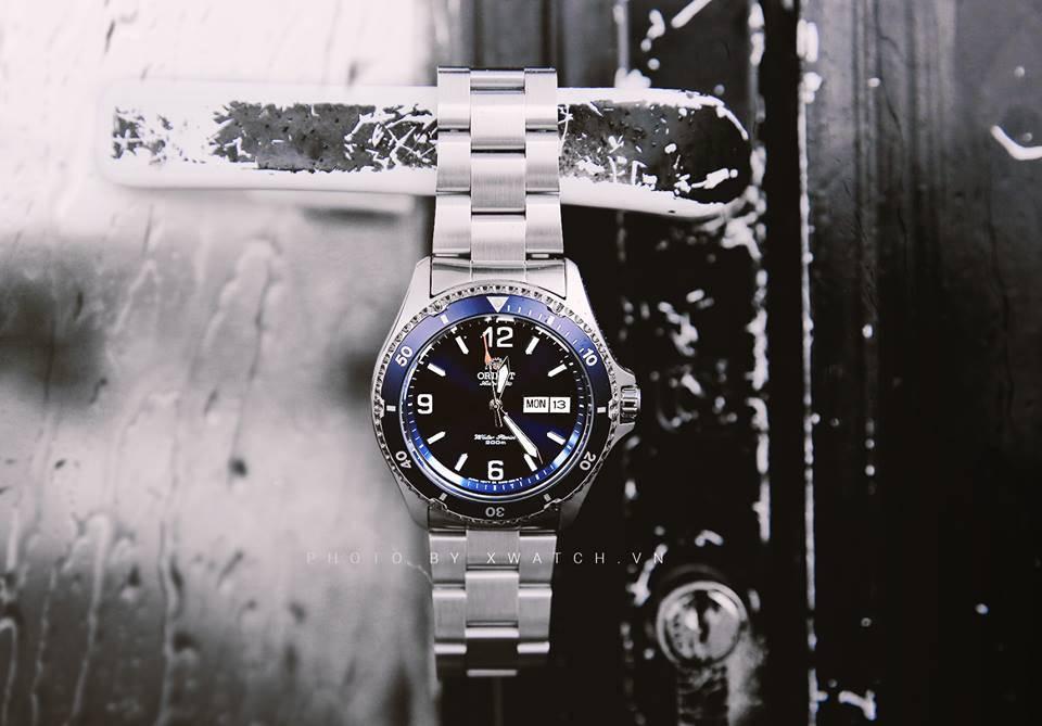 Điều gì tạo nên sức hút mạnh mẽ cho đồng hồ Orient Mako 2?