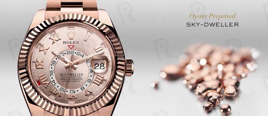 """5 mẫu đồng hồ thụy sỹ dành cho nữ có giá """"khủng"""" nhất của Rolex"""