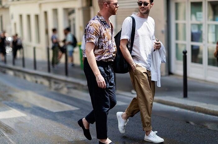 10 xu hướng thời trang mùa hè 2019 dành cho nam giới
