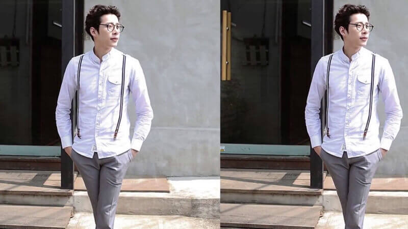 Sắm ngay 5 món đồ tạo nên phong cách thời trang nam Hàn Quốc