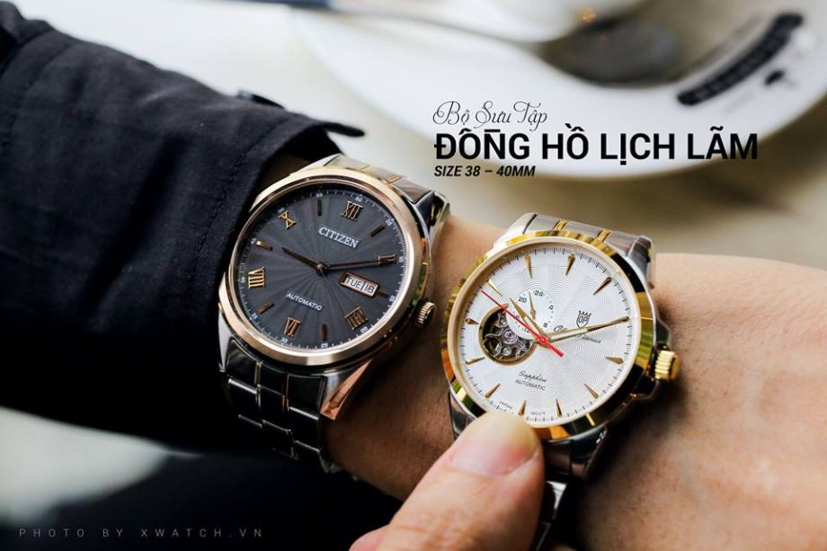 Tổng quan về đồng hồ Citizen
