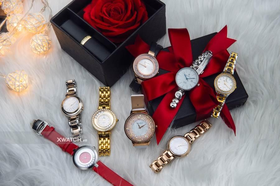 TOP 6 mẫu đồng hồ nữ giới khao khát