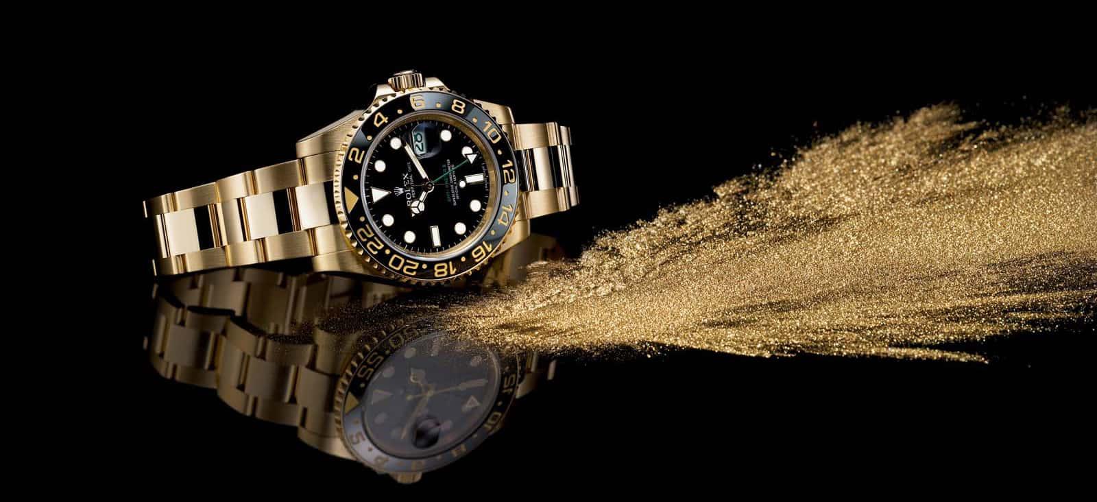 Đồng hồ cơ mạ vàng - Đi đầu trong thế giới sang trọng
