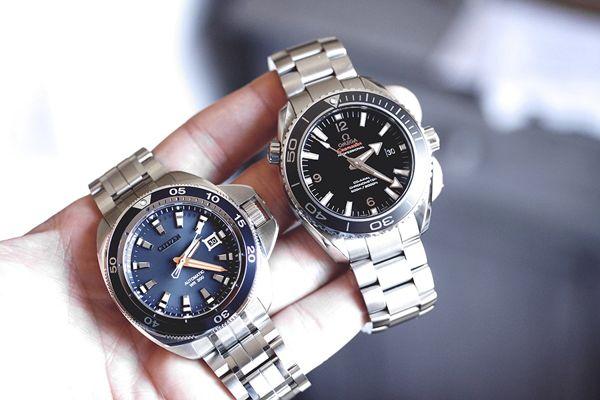 Hiểu rõ hơn về đồng hồ Citizen Chronograph WR100
