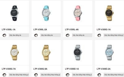Tại sao đồng hồ Casio Standard được ưu chuộng tại Việt Nam?