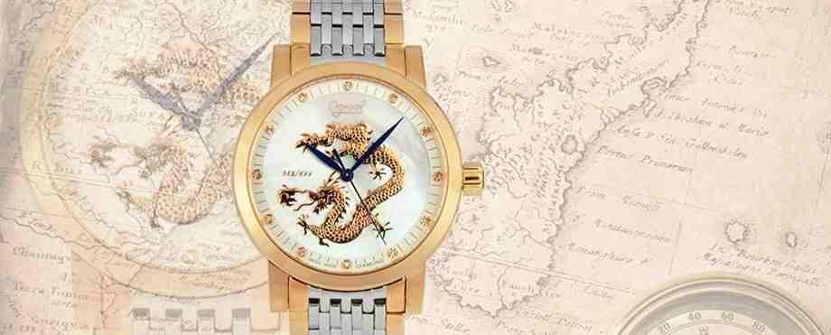 Những lý do nên mua đồng hồ Ogival chính hãng!