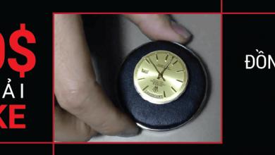 12000$ vẫn mua phải đồng hồ giả!!