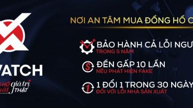 Về Xwatch - Hệ Thống Phân Phối Đồng Hồ Chính Hãng Hàng Đầu Việt Nam
