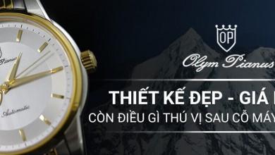 Tại sao nên mua đồng hồ Olym Pianus