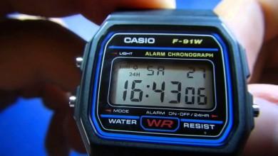 Đồng hồ Casio điện tử chính hãng - Đơn giản là huyền thoại