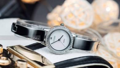 Đồng hồ nữ đính đá, xu hướng thời trang nữ 2019