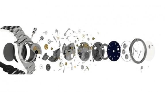 Chi tiết từ A-Z: Cấu tạo từng bộ phận đồng hồ