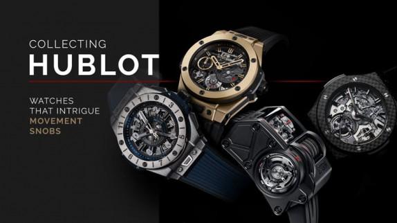"""Lịch sử thương hiệu đồng hồ Hublot - Cú nổ """"Big Bang"""" của ngành đồng hồ thế giới"""