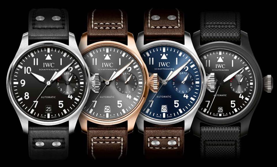 50 thương hiệu đồng hồ thế giới mọi quý ông nên biết