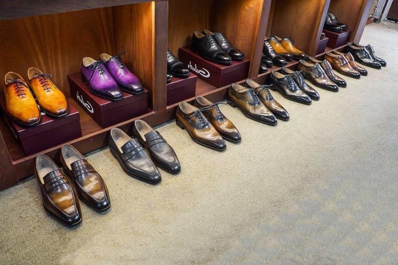 8 kiểu giày nam công sở đẹp và cách kết hợp trang phục