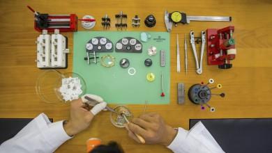 Địa chỉ lau dầu đồng hồ tại Hà Nội - Uy tín, chuyên môn cao