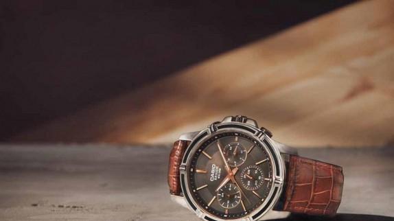 Các đặc điểm nổi bật của đồng hồ Casio dây da nam
