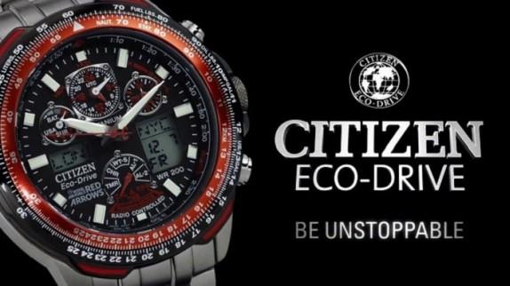 Xu hướng của đồng hồ Citizen Eco-Drive chạy bằng năng lượng Mặt Trời