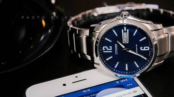 Được gì khi mua đồng hồ Citizen giá rẻ?