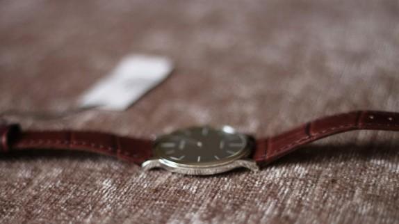 Gợi cảm tự nhiên như đồng hồ Citizen siêu mỏng