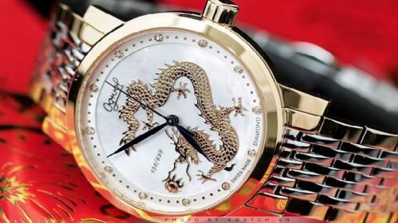 Sức hấp dẫn mang tên đồng hồ chính hãng dây kim loại