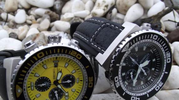 So sánh đồng hồ thể thao nam Seiko 5 Sports và Casio thể thao