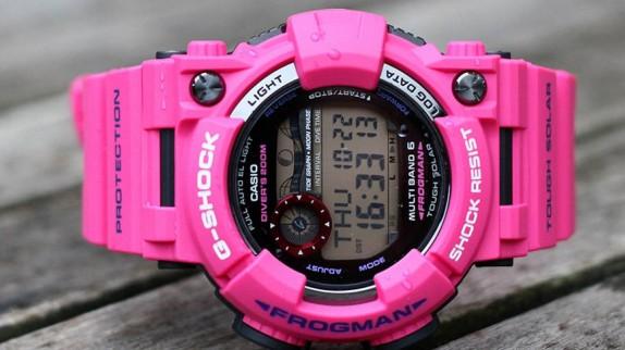 Mách bạn bí kíp mua đồng hồ g shock toàn tập!