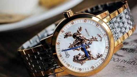 5 mẫu đồng hồ ấn tượng nhất từ Ogival