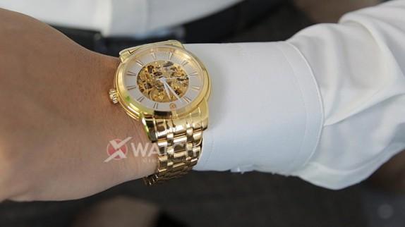 3 mẫu đồng hồ OP cơ lộ máy xứng tầm doanh nhân