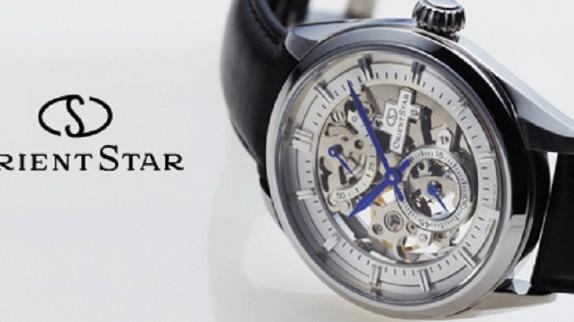 Orient Star Skeleton - đồng hồ Orient cao cấp mọi thời đại