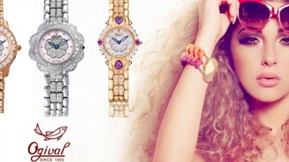 Những thương hiệu đồng hồ Thụy Sĩ nữ siêu HOT