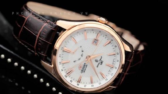 Bộ sưu tập nổi tiếng của đồng hồ Orient chính hãng