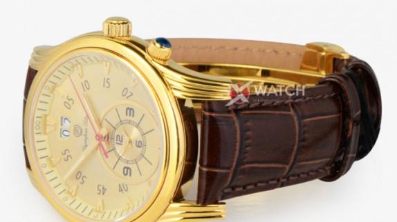 Top 3 mẫu đồng hồ Op dây da nam ấn tương nhất