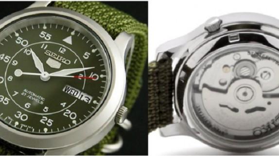 Cảnh giác với những lời rao bán đồng hồ Seiko quân đội