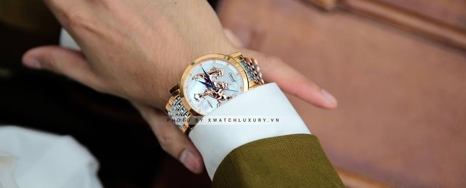 Bạn đang băn khoăn không biết nên mua đồng hồ Ogival ở đâu?