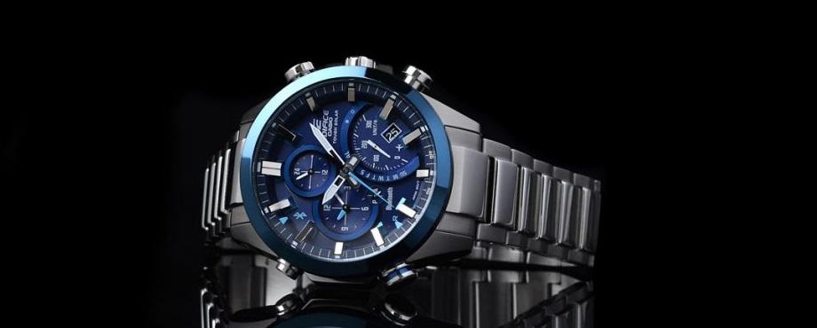 3 mẫu đồng hồ Casio chính hãng Effice ai đeo cũng đẹp