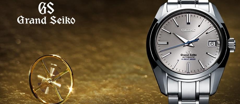 3 mẫu đồng hồ Seiko cao cấp thiết kế tuyệt đỉnh