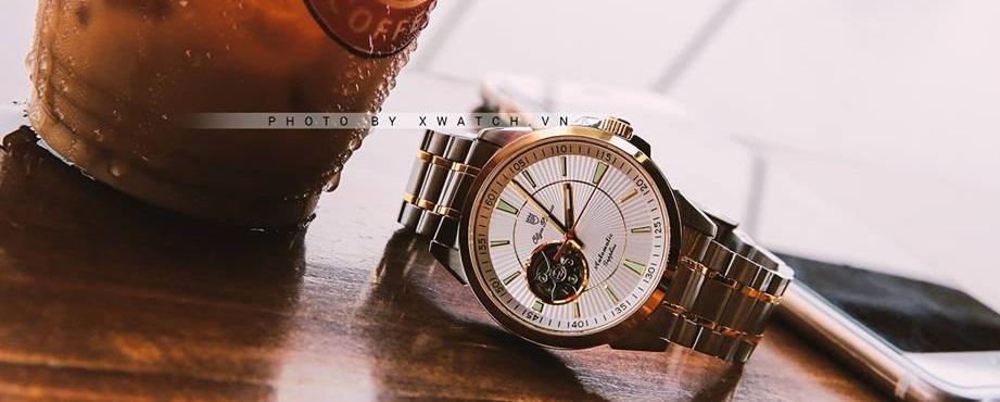 Giải đáp thắc mắc khi mua đồng hồ Olympianus chính hãng