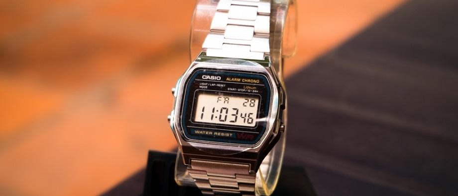 Mua đồng hồ Casio nam chính hãng liệu có giá rẻ?