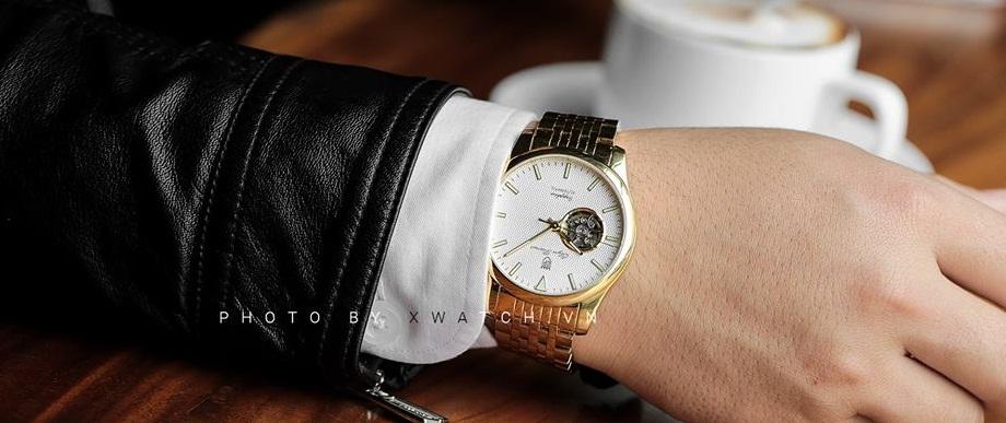 Giá đồng hồ Olym Pianus làm nhiều người bất ngờ