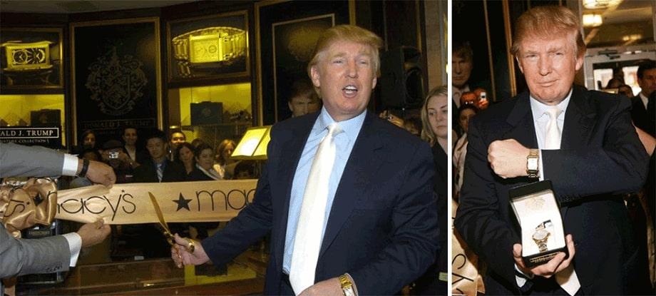 Những chiếc đồng hồ đắt giá nhất qua các đời Tổng thống Mỹ