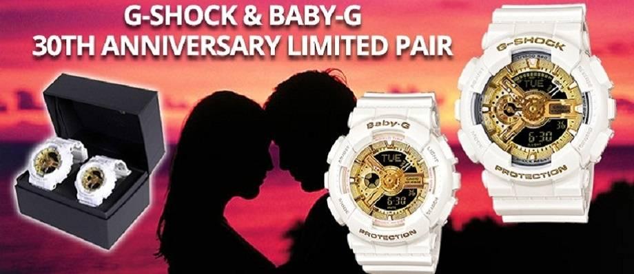 Đồng hồ Casio cặp đôi - Cho tình yêu bền vững