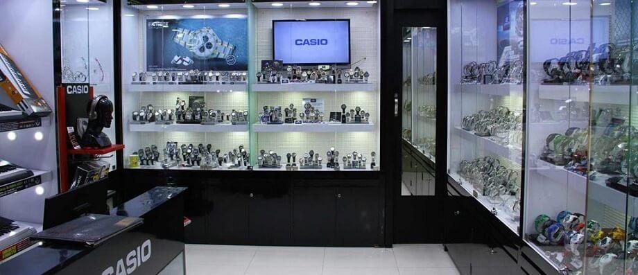 Những cửa hàng bán đồng hồ Casio uy tín ở Bắc, Trung, Nam