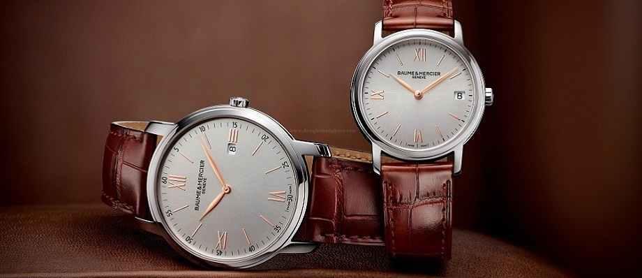 Đồng hồ chính hãng đôi - trang sức gắn kết yêu thương