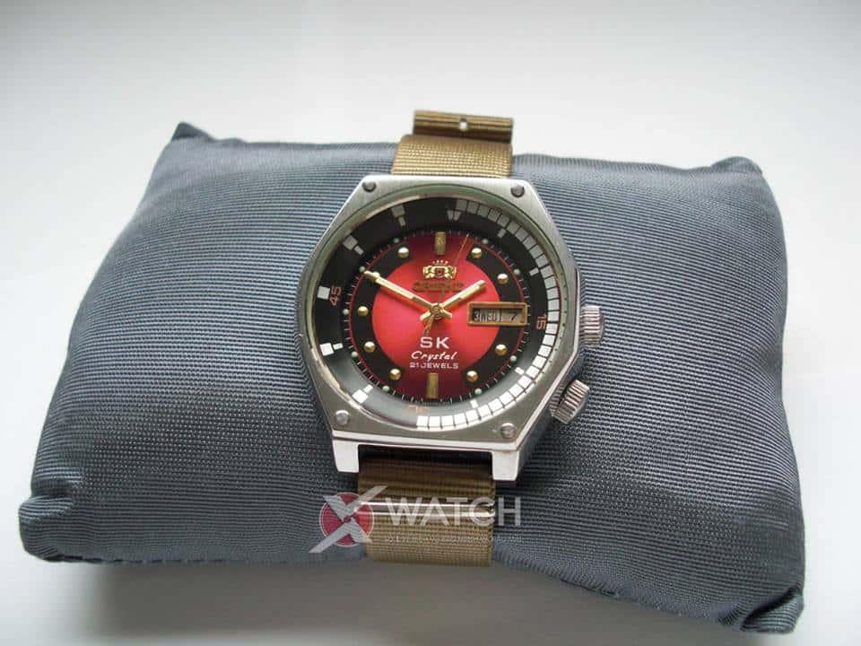 Hai huyền thoại đồng hồ Nhật Bản chính hãng ở Việt Nam