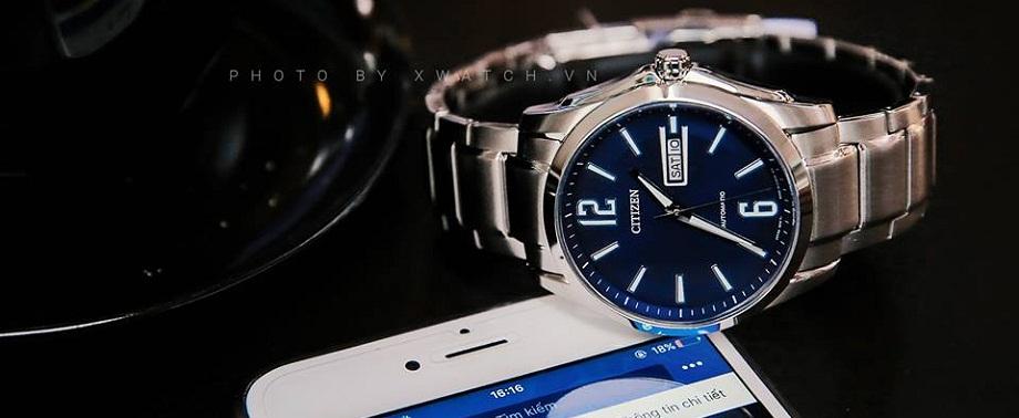 Giá đồng hồ Citizen chính hãng phân phối tại Việt Nam