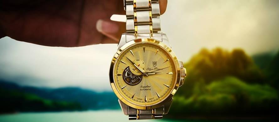 Bạn muốn mua đồng hồ cơ chính hãng 2 - 10 triệu?