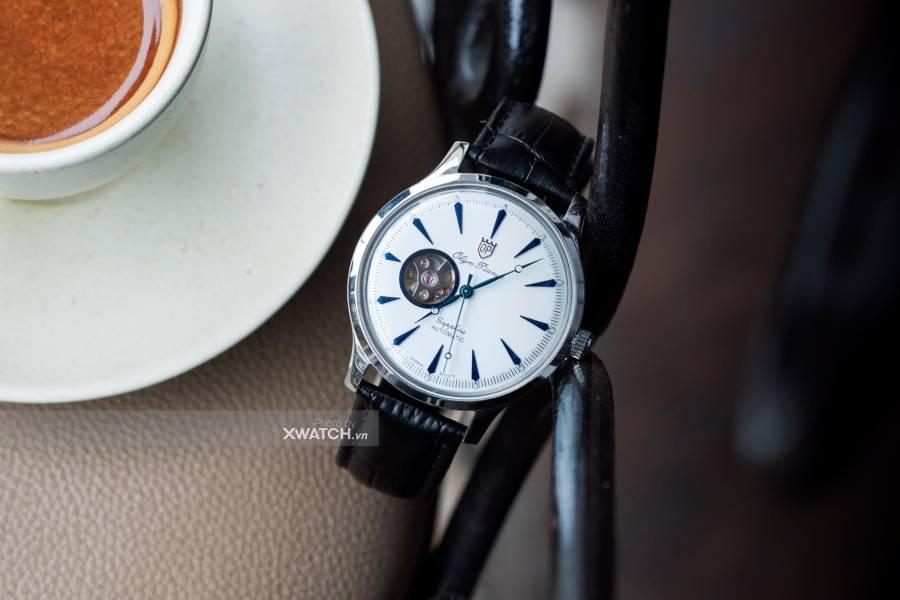 Đồng hồ đeo tay nam OP – chất lượng Thụy Sỹ, giá Nhật Bản.