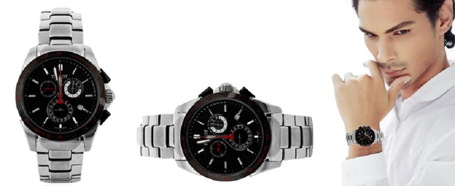 Có những loại đồng hồ nam đeo tay nào?